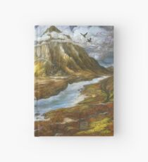 The Lonely Mountain Hardcover Journal