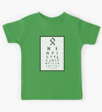 Bilbo's Eye Appointment Kids Tee