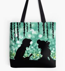 Kiss The Girl Tote Bag