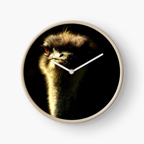 Moody Clock