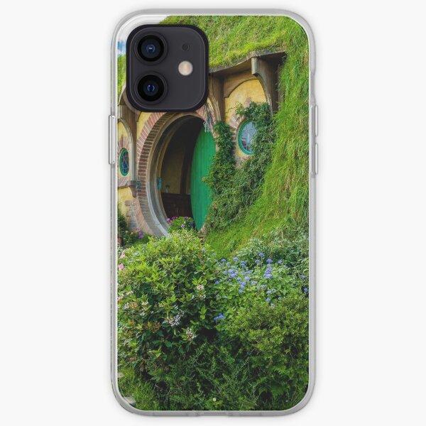 Bag End, Hobiton, Rotorua, Nouvelle-Zélande Coque souple iPhone