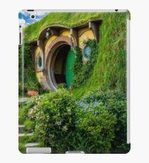 Bag End, Hobiton, Rotorua, New Zealand iPad Case/Skin