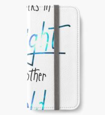It was just a dream... iPhone Wallet/Case/Skin