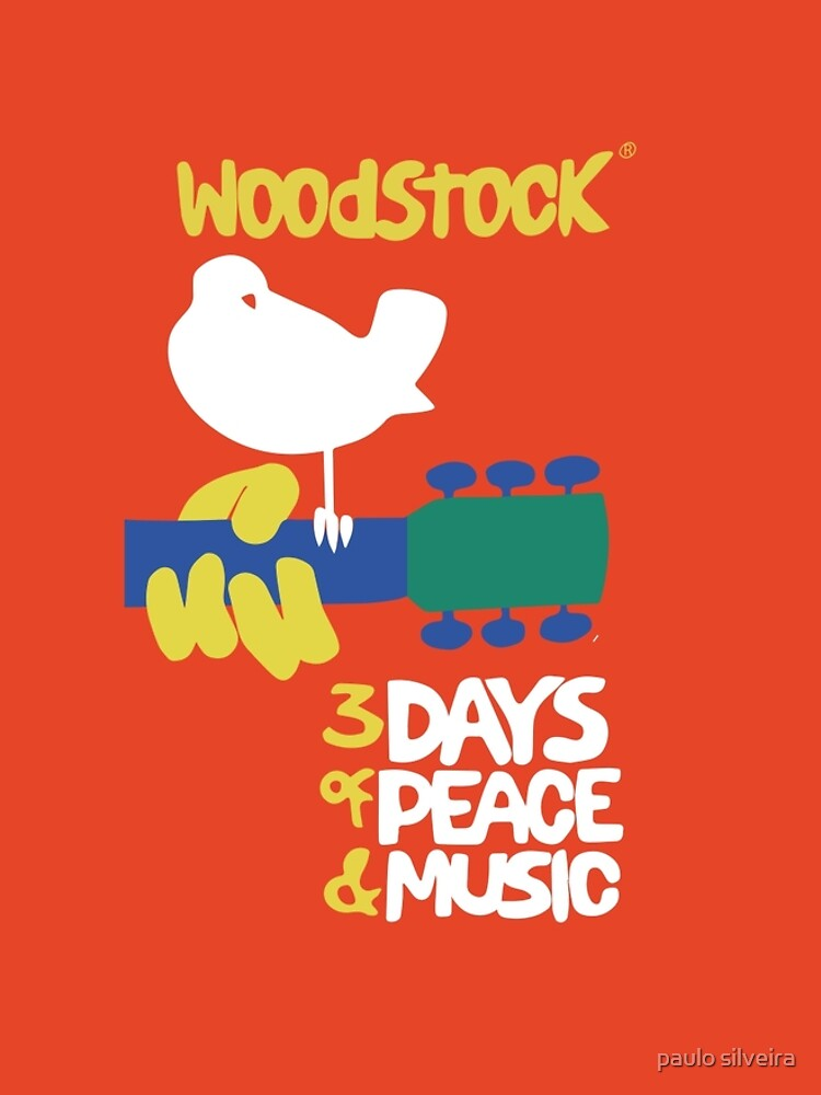 Woodstock 1969 by hypnotzd