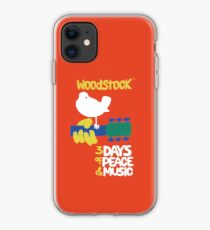 Woodstock 1969 iPhone Case