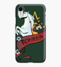 Horse Lords iPhone XR Case