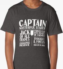 Captain - LoTRO Long T-Shirt