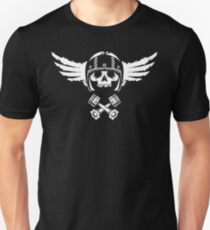 Biker Spirit Slim Fit T-Shirt