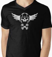 Biker Spirit Men's V-Neck T-Shirt