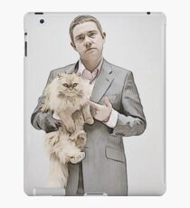 Martin and Cat iPad Case/Skin