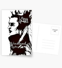 King of the Woodland Realm - Thranduil Postcards