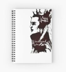 King of the Woodland Realm - Thranduil Spiral Notebook