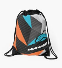 Alpinestars Carbon Fractals Drawstring Bag