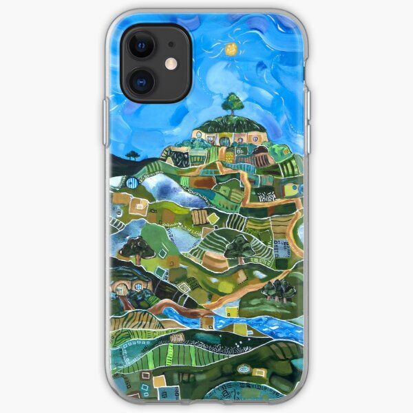 September in the Shire iPhone Soft Case