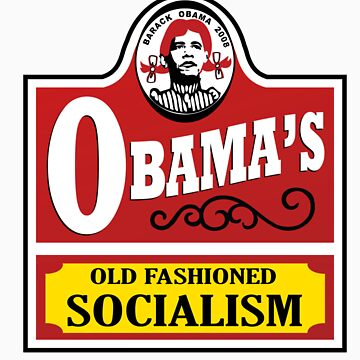 Obamas Old Fashioned Socialism by spacedust