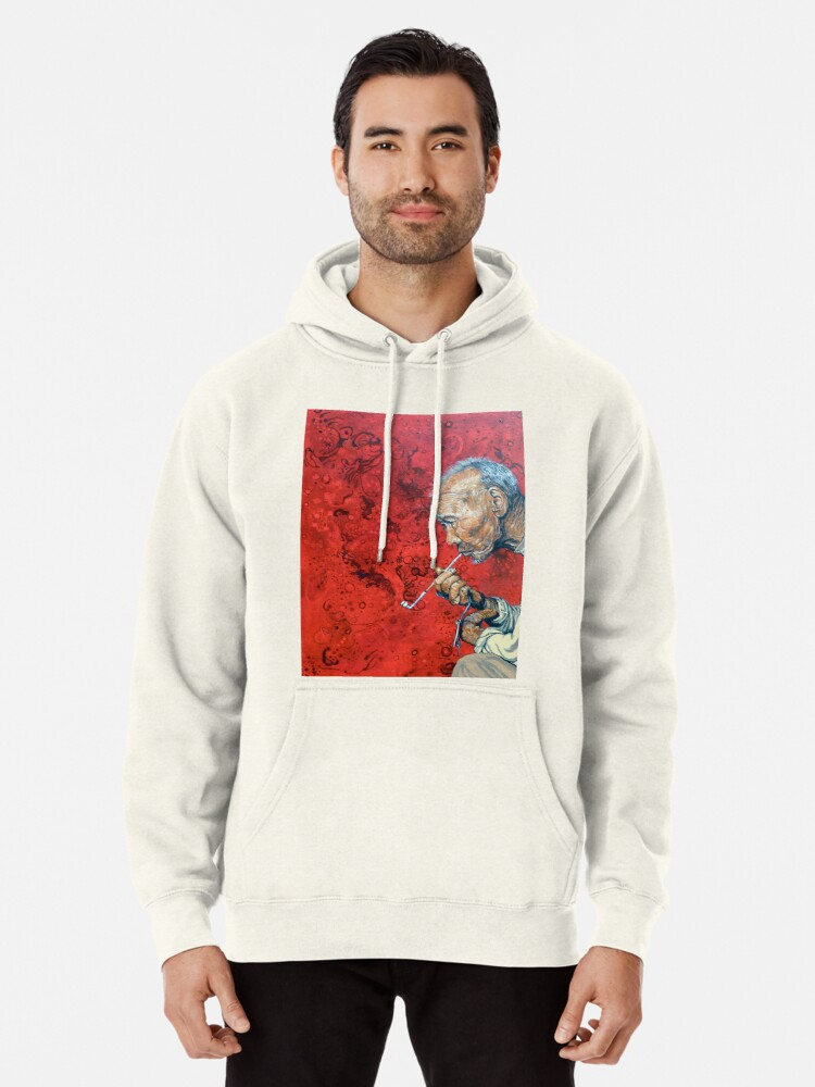 Alternate view of Pause for Reflection Pullover Hoodie