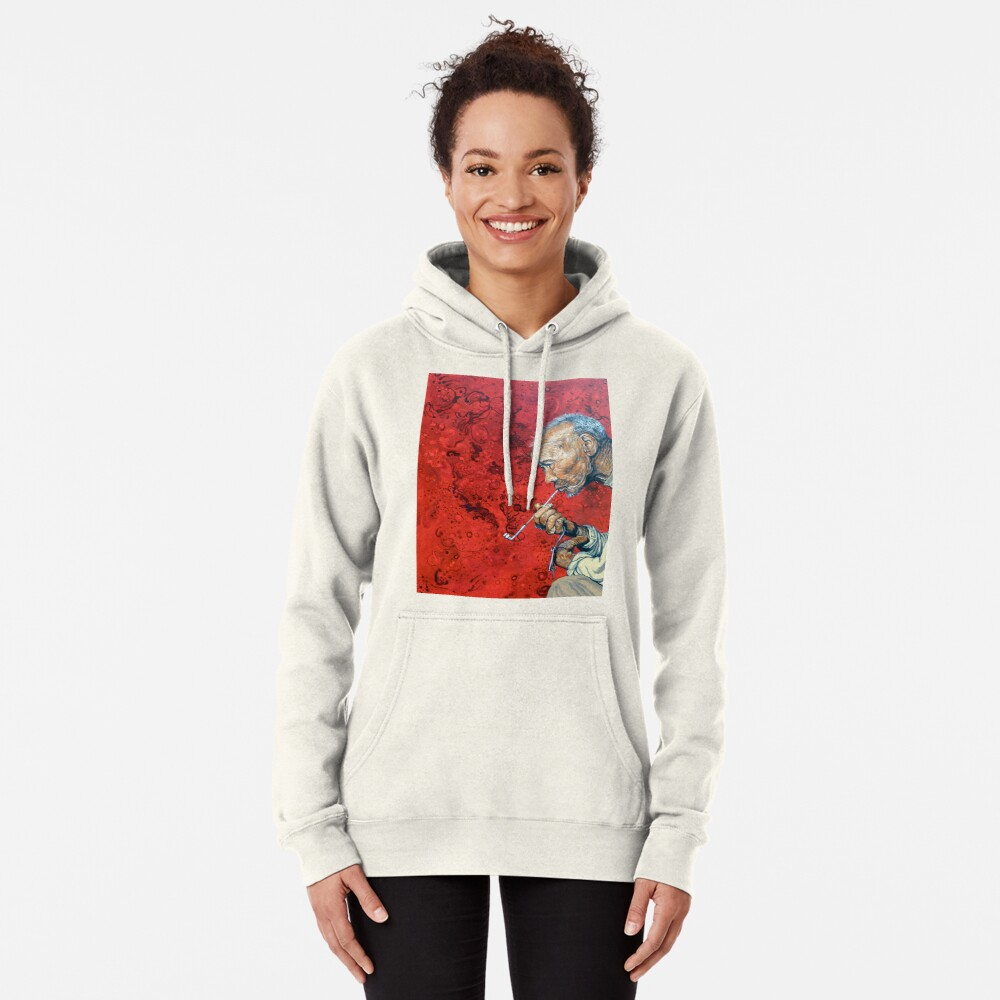 Pause for Reflection Pullover Hoodie