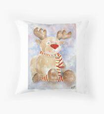 Rudy Reindeer Floor Pillow
