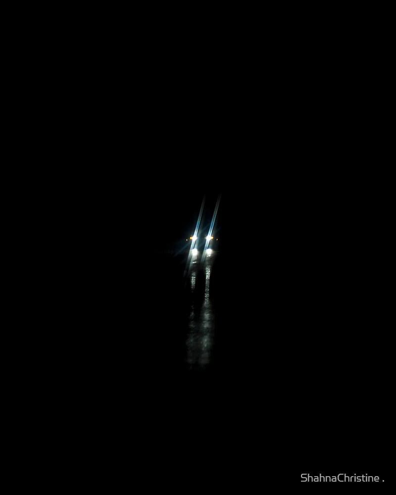 Head Lights by ShahnaChristine .