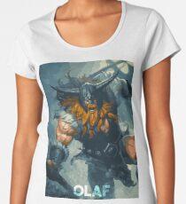 Olaf Women's Premium T-Shirt