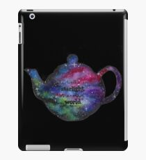 Galaxy Teapot iPad Case/Skin