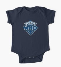 Doctor Who Classic Logo Kids Clothes