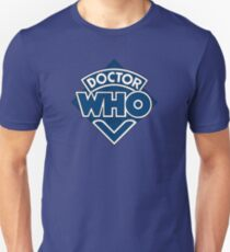 Doctor Who Classic Logo Unisex T-Shirt