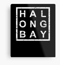 Stylish Ha Long Bay Metal Print