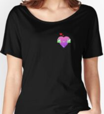 Lovey Dovey Dreams Women's Relaxed Fit T-Shirt