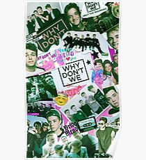 why dont we Poster