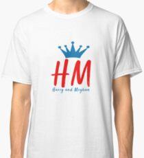 Harry & Meghan, the Royal Wedding 2018 Classic T-Shirt