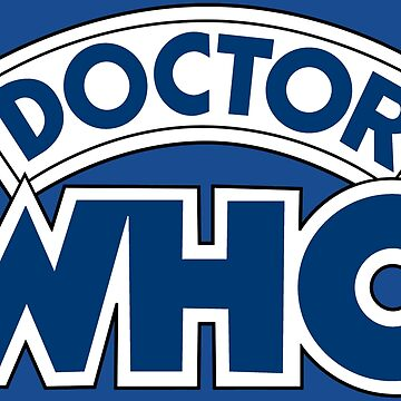 Classic Doctor Who Book Logo by graphixzone101