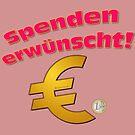 Spenden erwünscht! by NafetsNuarb