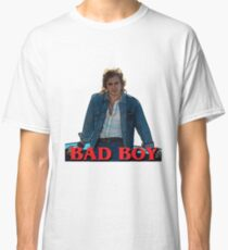 Billy from Stranger Things. Bad Boy Classic T-Shirt