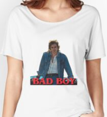 Billy from Stranger Things. Bad Boy Women's Relaxed Fit T-Shirt