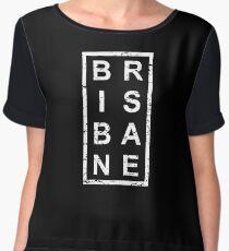Stylish Brisbane Chiffon Top