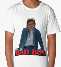 Billy from Stranger Things. Bad Boy Long T-Shirt