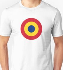 Roundel of the Romanian Air Force T-Shirt