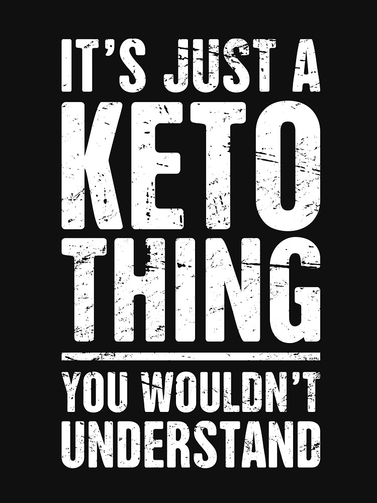 It's Just A Keto Thing by ethandirks