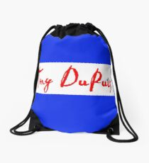 Tony DuPuis Signature #2 Drawstring Bag