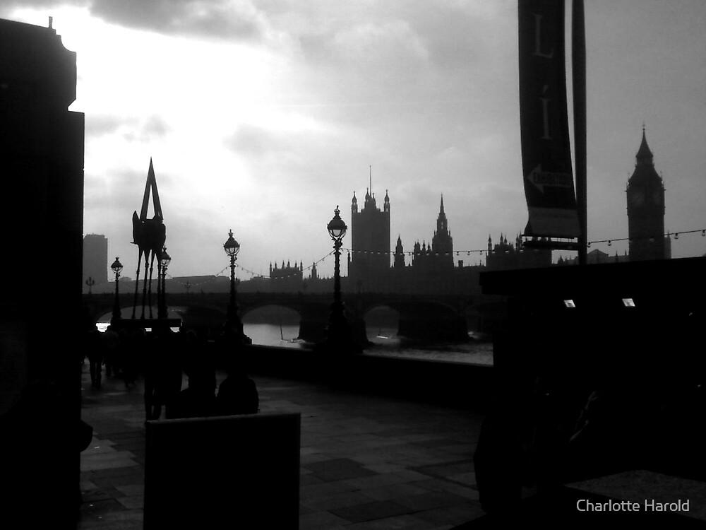 London Skyscape by Charlotte Harold