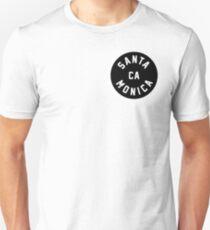 Santa Monica - Los Angeles - California T-Shirt