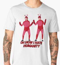Crabs Who Hate Humans Men's Premium T-Shirt