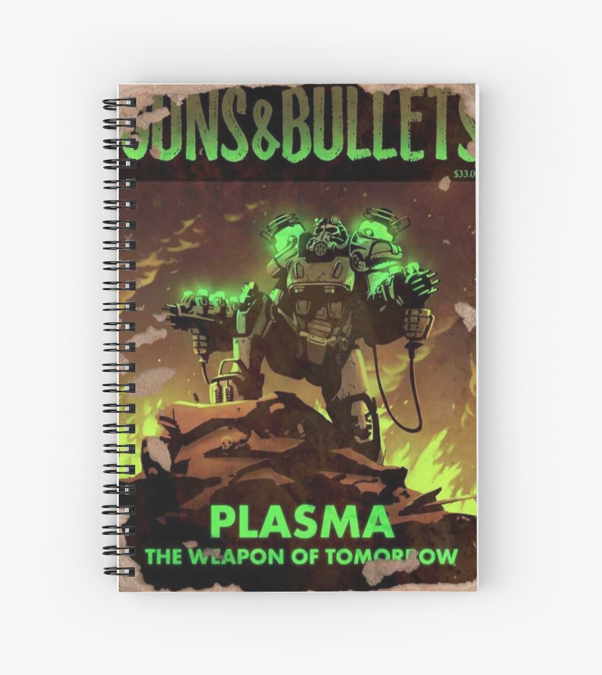 fallout 4 guns and bullets plasma weapons of tomorrow poster