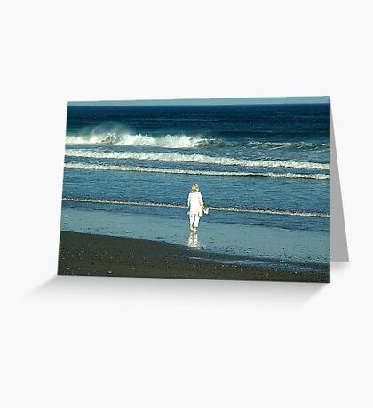My Beach, My Waves, My Ocean Greeting Card