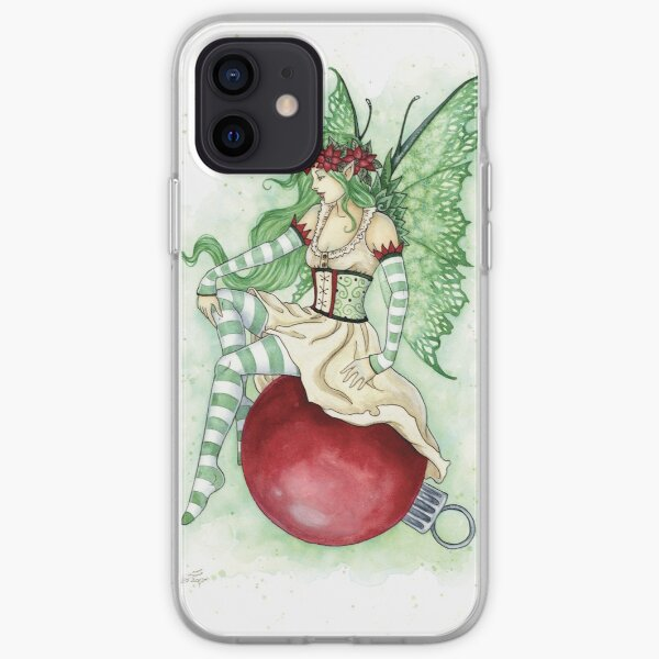 Christmas Fae iPhone Soft Case