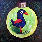 Bird In The Ornament by Charles  Jones