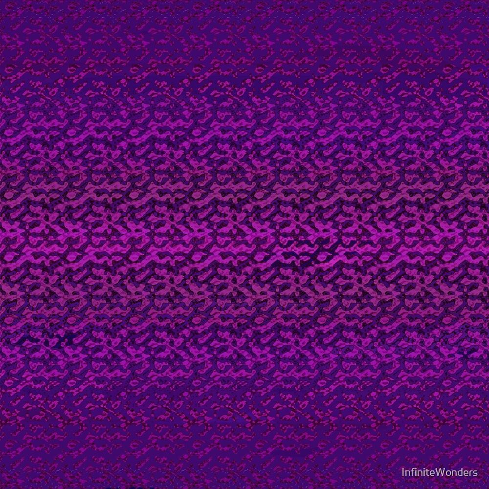 Violet Marbled Gem by InfiniteWonders