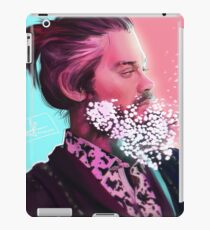 Tom Payne (Jesus, The Walking Dead) iPad Case/Skin