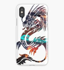 Dragon Picture Fill iPhone Case